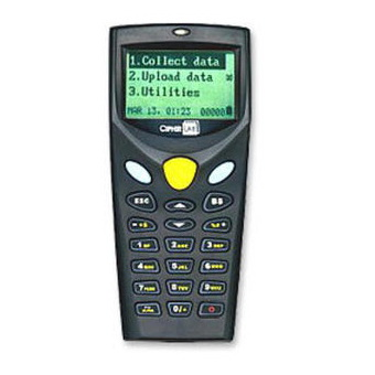 CIPHERLAB CPT-8000 PORTABLE TERMINAL รายละเอียดสินค้า • เครื่องอ่านบาร์โค้ดแบบพกพา • ระบบการอ่าน : Linear imager / Laser • รองรับโปรแกรมภาษา Basic, C และ Application Generator • ทำงานติดต่อกันได้ถึง 100 ชั่วโมง • เลเซอร์สแกนสินค้าแบบมีให้เลือก Laser หรือ CCD • Upload ข้อมูลผ่าน RS-232 , USB , IR/IRdA • ความเร็วในการอ่าน : 100 ครั้งต่อวินาที • ระยะในการอ่าน : 3 - 29 ซม. • แบตเตอรี่ : ถ่าน alkaline ขนาด AAA 2 ก้อน • CPU : 16 bit CMOS • หน่วยความจำ : 2MB Flash , 2MB SRAM • หน้าจอแสดงผล :LCD 100 x 64 dots พร้อม LED ฺBacklight • ปุ่มกด : 21 ปุ่มยาง พร้อม LED ฺBacklight • ขนาด (ยาว x กว้าง x หนา) : 12.2 x 5.6 x 2.3 ซม. • ทำงานภายใต้อุณหภูมิ : -20°C - 60°C • ทดสอบการตกลงบนพื้นคอนกรีต : 1.2 เมตร