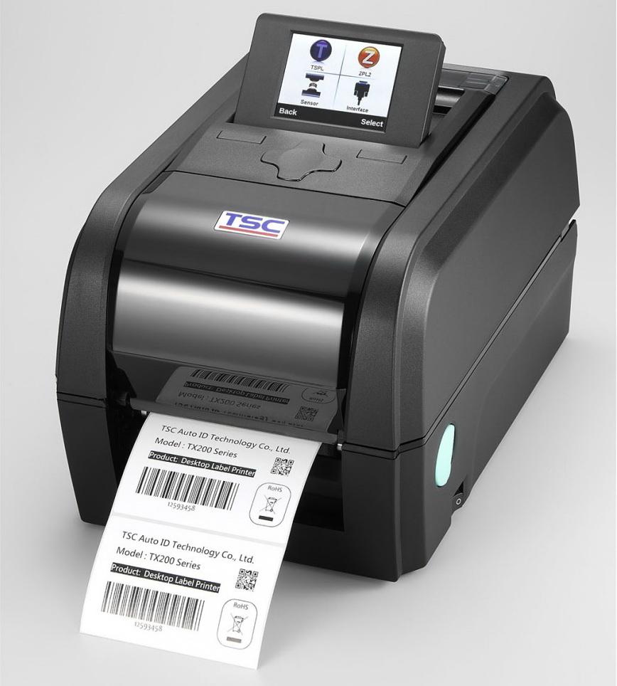 เครื่องพิมพ์บาร์โค้ด TSC TX200