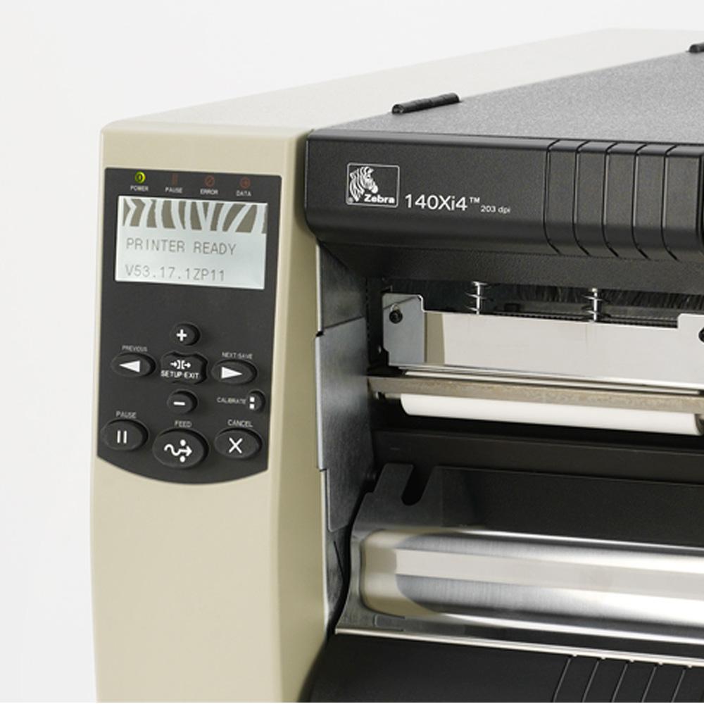 เครื่องพิมพ์บาร์โค้ด Zebra 140XI4