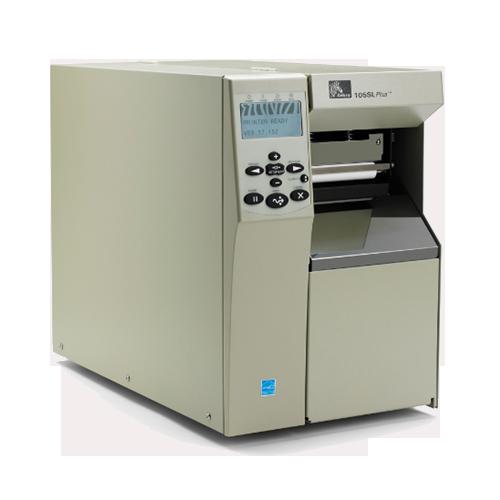 เครื่องพิมพ์บาร์โค้ด, Zebra 105SL,เครื่องพิมพ์ฉลาก