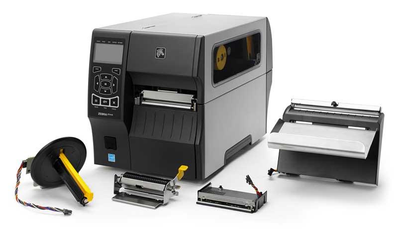 เครื่องพิมพ์บาร์โค้ด Zebra ZT-410