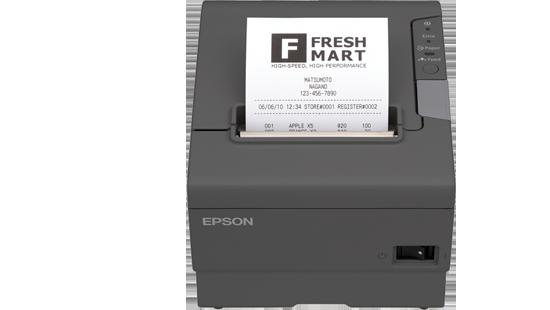 เครื่องพิมพ์ใบเสร็จ Epson TM-88i