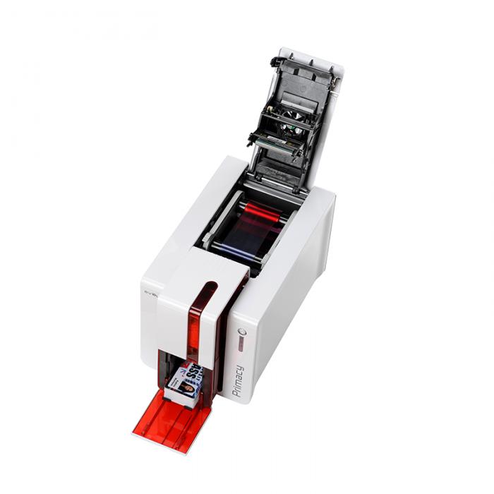 เครื่องพิมพ์บัตรพลาสติก