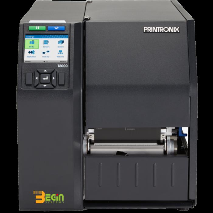 เครื่องพิมพ์บาร์โค้ด_Printronix_T8000